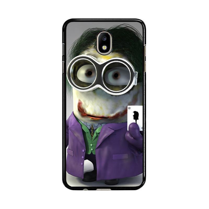 Flazzstore Minion Joker Z1425 Custom Casing for Samsung Galaxy J7 Pro 2017