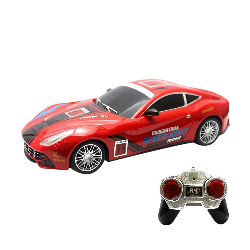 JAP Racer Car RC Muscle Mainan Remote Control