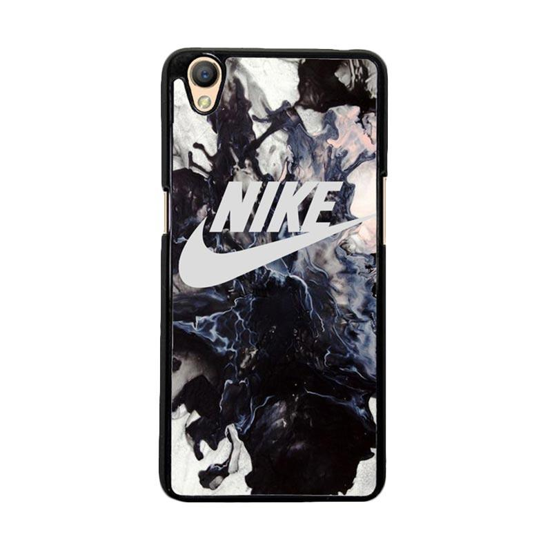 Flazzstore Nike Smoke Black O0067 Custom Casing for Oppo Neo 9 or Oppo A37