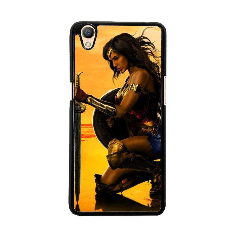 Flazzstore Wonder Woman O0689 Custom Casing for Oppo Neo 9 A37