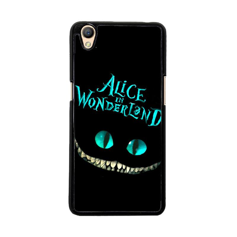 Flazzstore Alice In Wonderland F0148 Custom Casing for Oppo Neo 9 A37