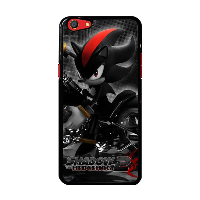 Flazzstore Shadow The Hedgehog Z1175 Custom Casing for Oppo F3