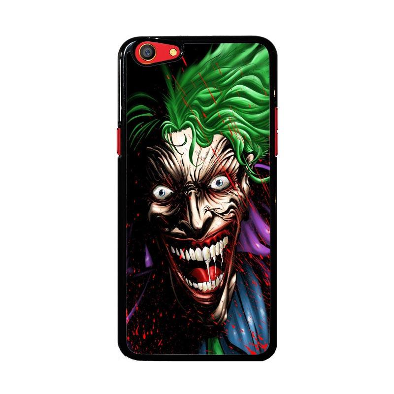 Flazzstore Joker Face Cartoon Z1273 Custom Casing for Oppo F3