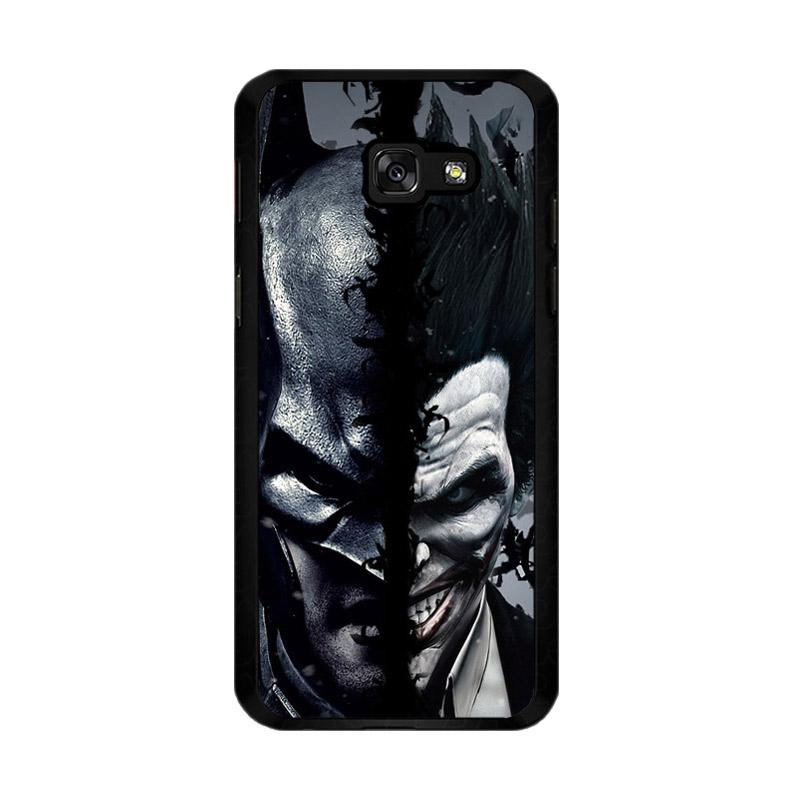 Flazzstore Batman Versus Joker O0779 Custom Casing for Samsung Galaxy A5 2017