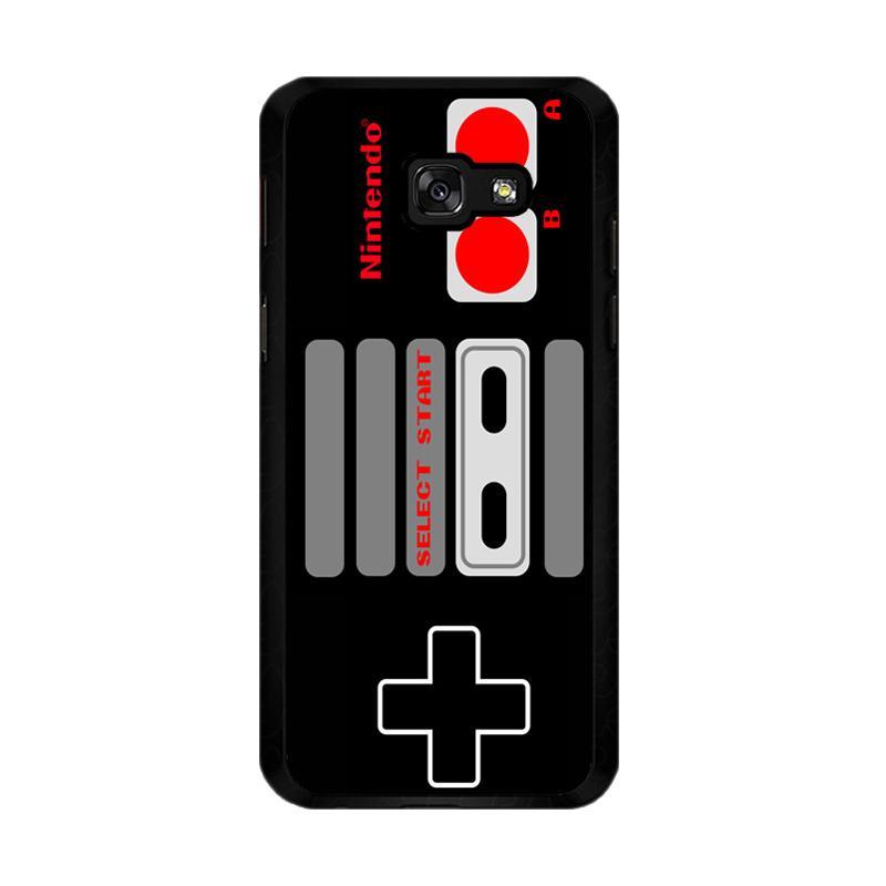 Flazzstore Nintendo Controller F0259 Custom Casing for Samsung Galaxy A5 2017