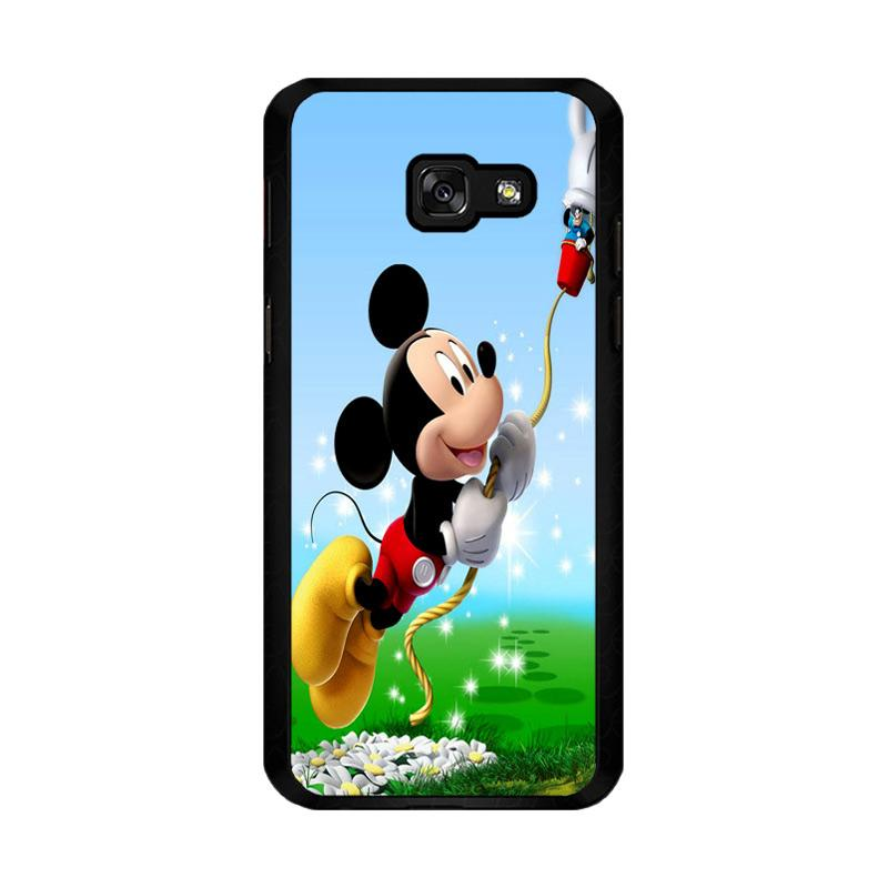 Flazzstore Mickey Mouse New Z0535 Custom Casing for Samsung Galaxy A5 2017