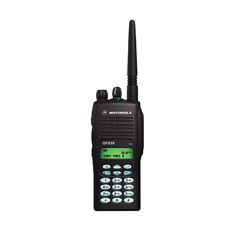 Motorola Warris GP338 Analog Model