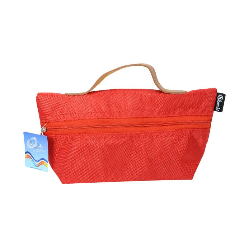 Bambi 5859 Pouch Redfin - Red