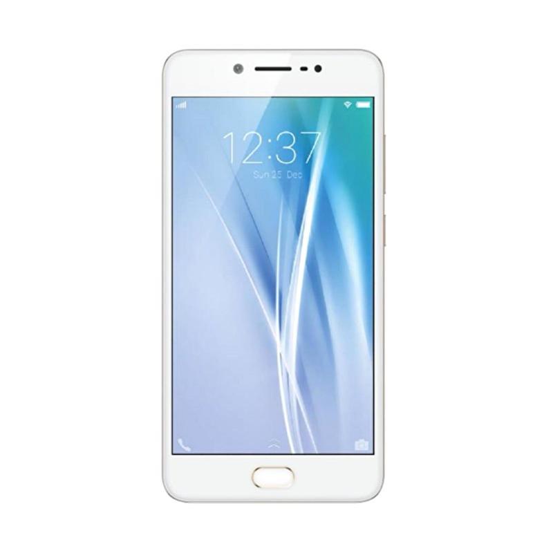 VIVO Y65 Smartphone - Rosegold + Free Tongsis