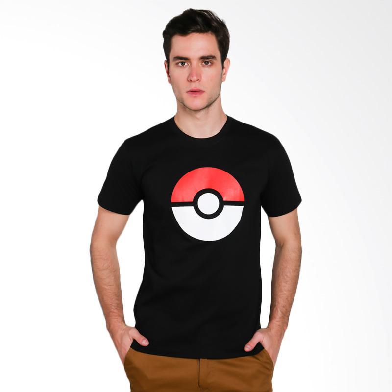Hypestore Pokemon T-Shirt Pria [3157-7503]