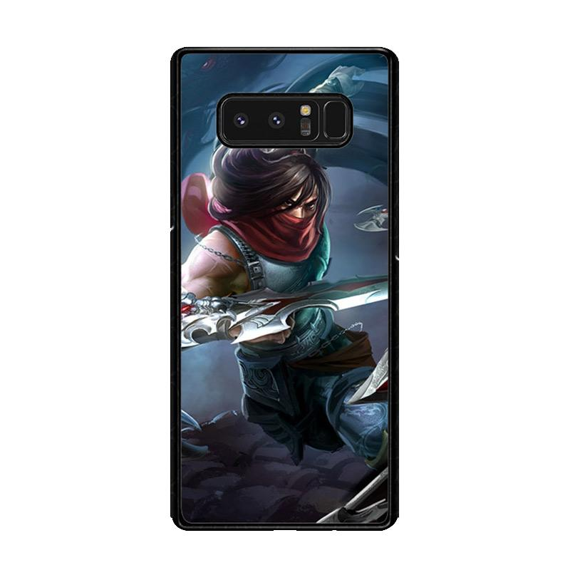 Flazzstore League Of Legends Talon Z1003 Custom Casing for Samsung Galaxy Note8
