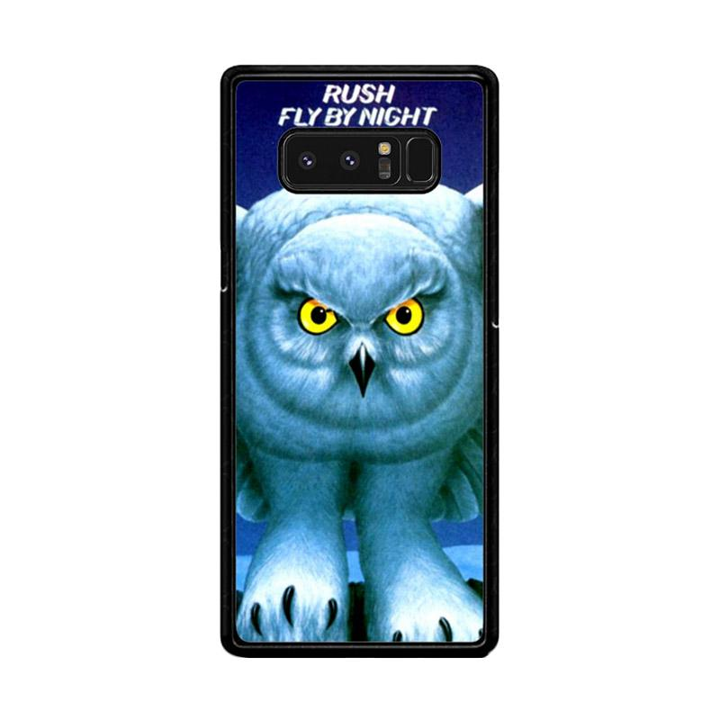 Flazzstore Rush Band Fly By Night Z1162 Custom Casing for Samsung Galaxy Note8