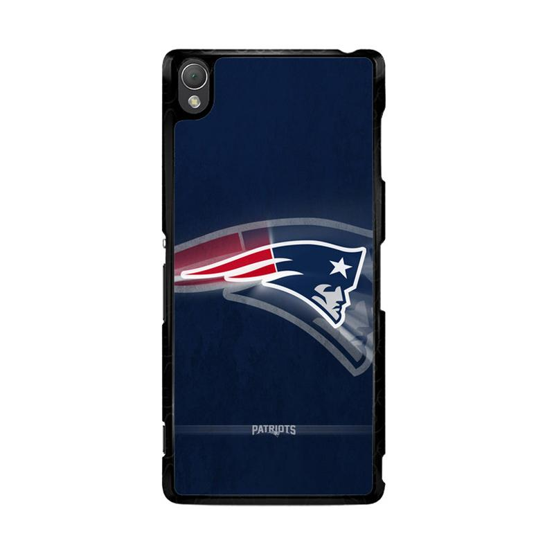 Flazzstore New England Patriots O0953 Custom Casing for Sony Xperia Z3