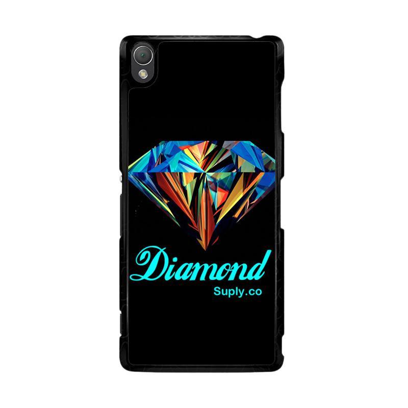 Flazzstore Diamond Supply Co F0364 Custom Casing for Sony Xperia Z3