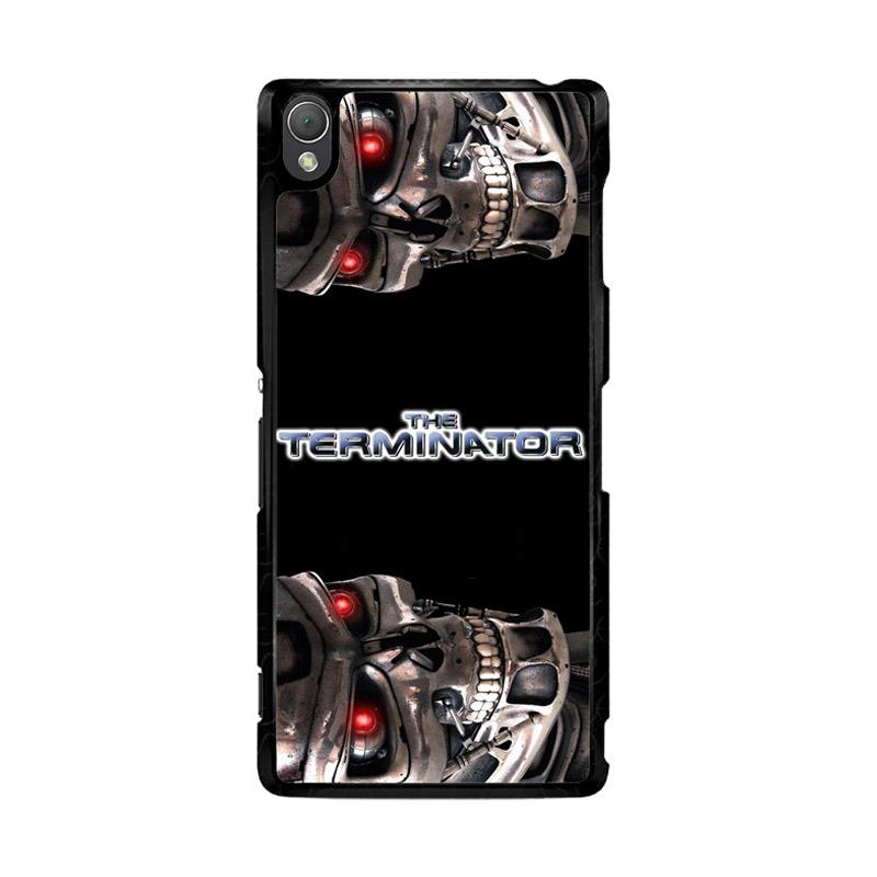 Flazzstore Terminator Z0148 Custom Casing for Sony Xperia Z3
