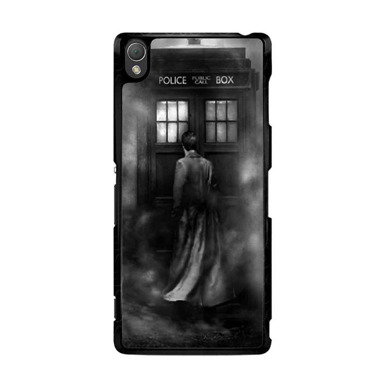 Flazzstore Doctor Who Z0167 Custom Casing for Sony Xperia Z3