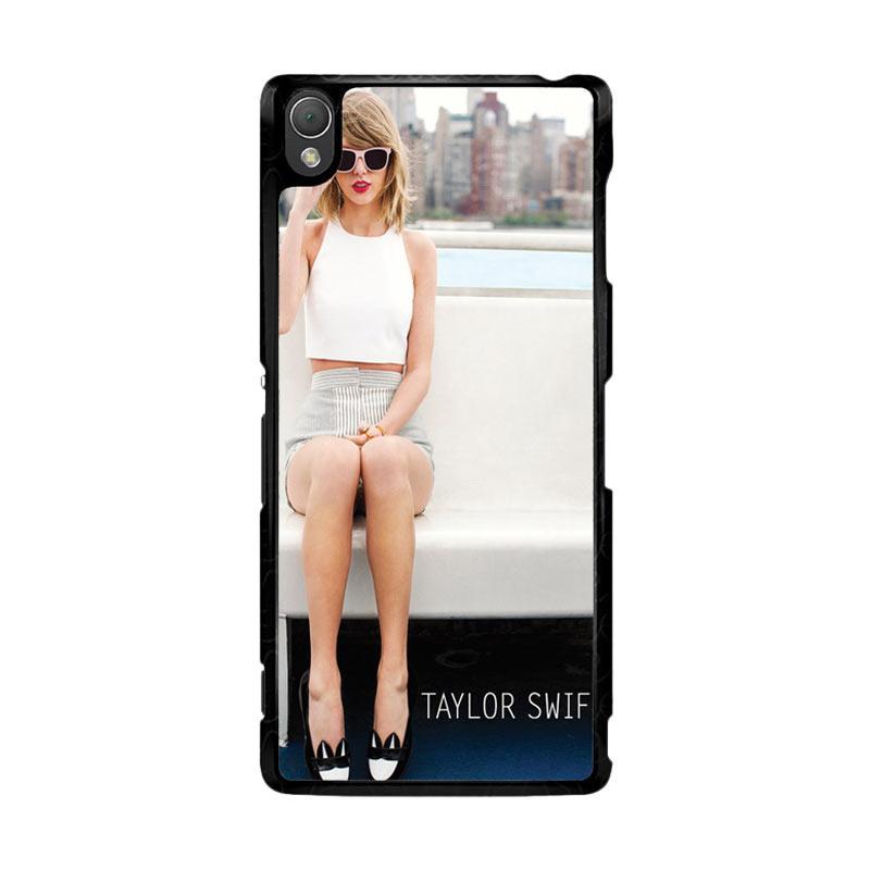 Flazzstore Taylor Swift 1989 Skyline Z1266 Custom Casing for Sony Xperia Z3