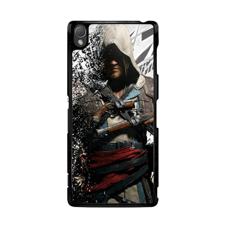 Flazzstore Assassin'S Creed Edward Kenway Z1416 Casing for Sony Xperia Z3