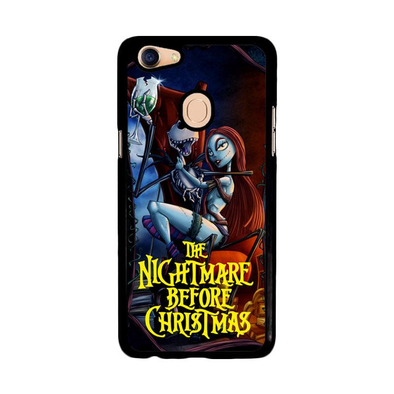 Flazzstore Nightmare Before Christmas Romance Z2862 Custom Casing for Oppo F5