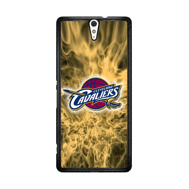 Flazzstore Cleveland Cavaliers 2015 O0719 Custom Casing for Sony Xperia C5 Ultra