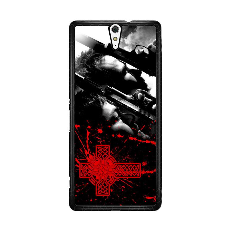 Flazzstore Boondock Saint Movies Series Z0346 Custom Casing for Sony Xperia C5 Ultra