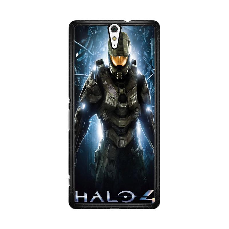 Flazzstore Halo Full Body Z0409 Custom Casing for Sony Xperia C5 Ultra