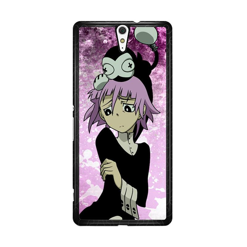 Flazzstore Soul Eater Crona Z1437 Custom Casing for Sony Xperia C5 Ultra