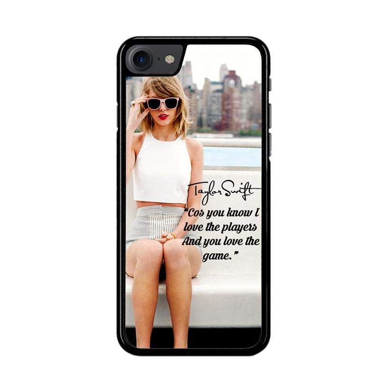Flazzstore Taylor Swift 1989 Skyline Z2805 Custom Casing for iPhone 7 or 8