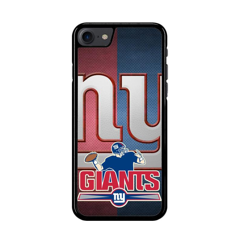 Flazzstore New York Giants Z3015 Custom Casing for iPhone 7 or 8