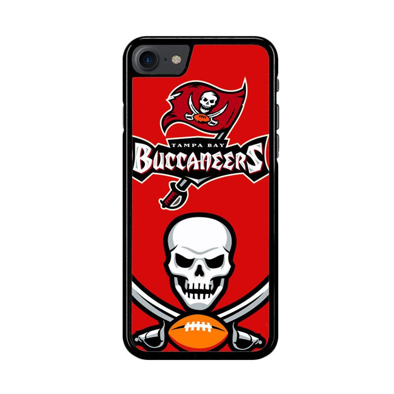 Flazzstore Tampa Bay Buccaneers Z3025 Custom Casing for iPhone 7 or 8