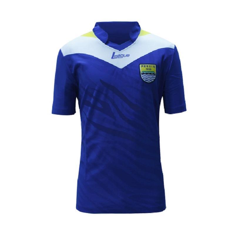 harga League Persib Jersey Replika - Dark Blue Blibli.com