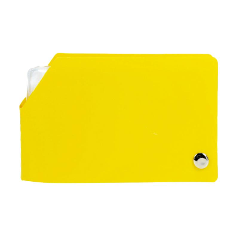 Bambi 6256 Card Holder Starling - Yellow