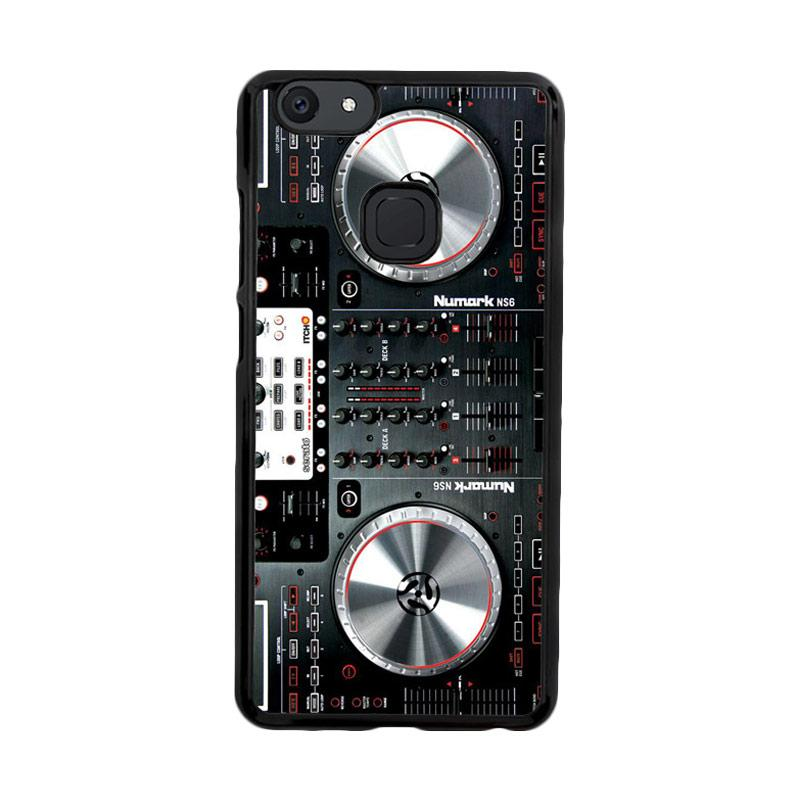 harga Flazzstore Digital Mixer Dj Turntable Electronic Music F0362 Custom Casing for VIVO V7 Plus Blibli.com