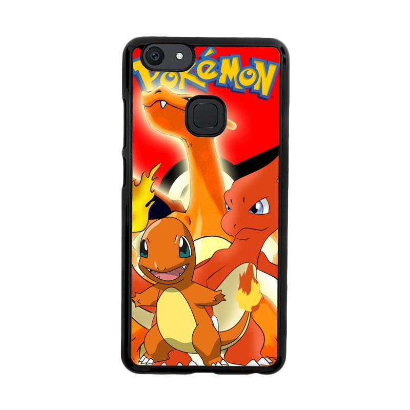 Flazzstore Charizard Pokemon Z2216 Custom Casing for Vivo V7 Plus
