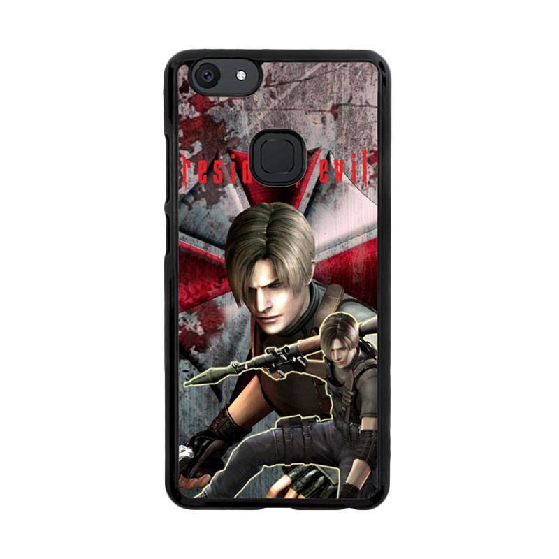 Flazzstore Resident Evil Leon Z3327 Custom Casing for Vivo V7 Plus