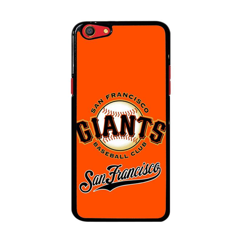 Flazzstore San Francisco Giants Logo Z4063 Custom Casing for Oppo F3