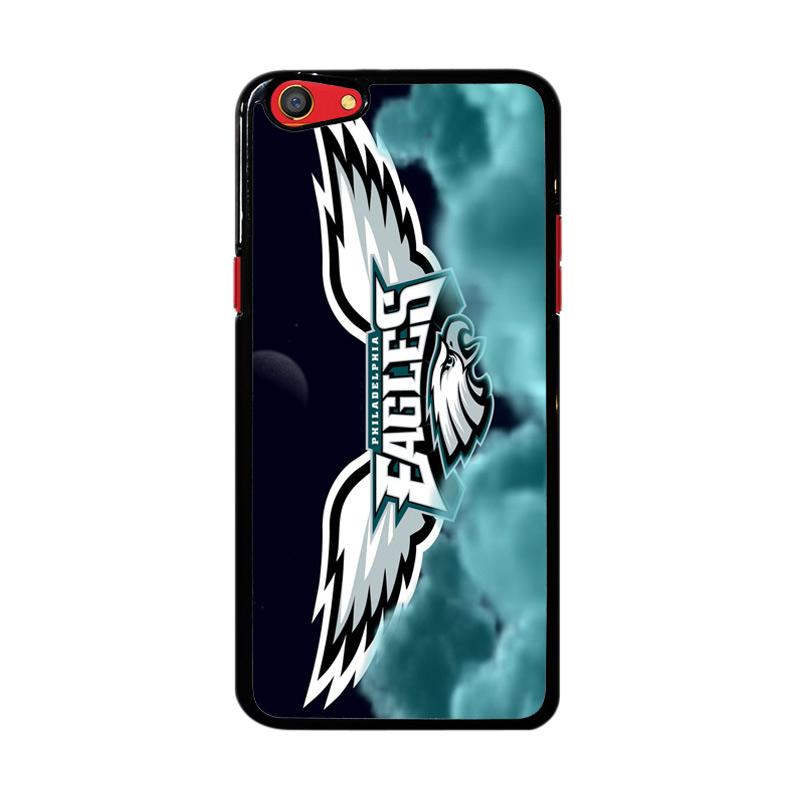 Flazzstore Philadelphia Eagles Logo Z4269 Custom Casing for Oppo F3