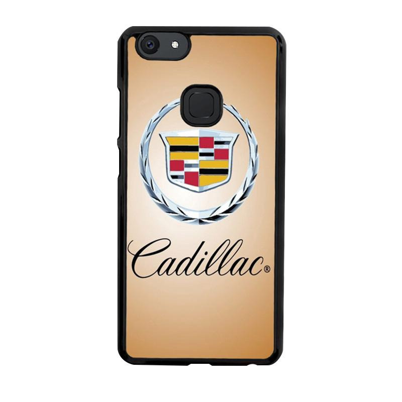 Flazzstore Cadillac Logo Z4352 Custom Casing for Vivo V7 Plus