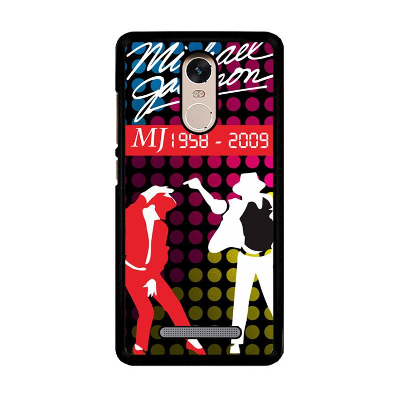 Flazzstore Michael Jackson Z2468 Custom Casing for Xiaomi Redmi Note 3 or Note 3 Pro