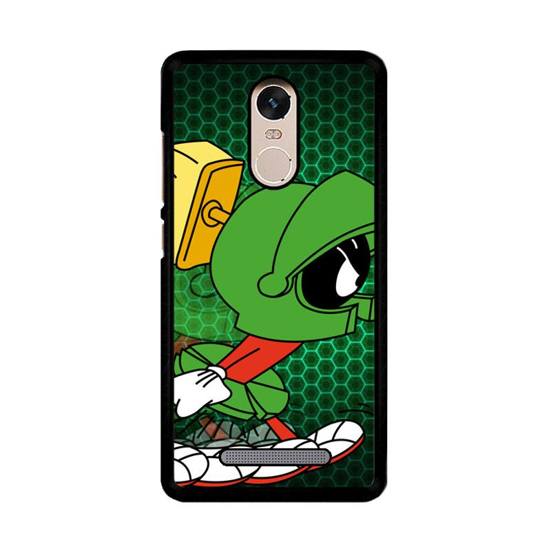 Flazzstore Marvin Martian Z2573 Custom Casing for Xiaomi Redmi Note 3 or 3 Pro
