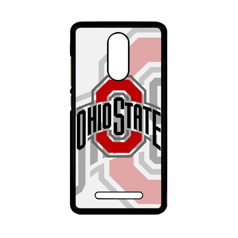 Flazzstore Ohio State Buckeyes Z4057 Custom Casing for Xiaomi Redmi Note 3 or Note 3 Pro