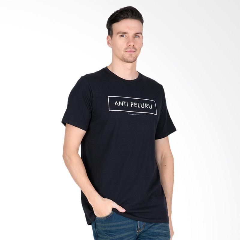 Tendencies Anti Peluru T-Shirt Pria