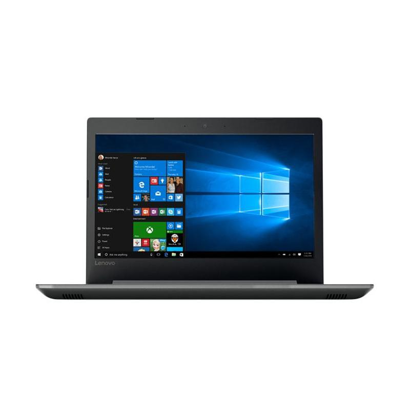 harga Lenovo IdeaPad 320-14ISK-80XG00-7WID ONYX BLACK - [Intel Core i3-6006U 2.0GHz/4GB/1TB/Intel HD/14