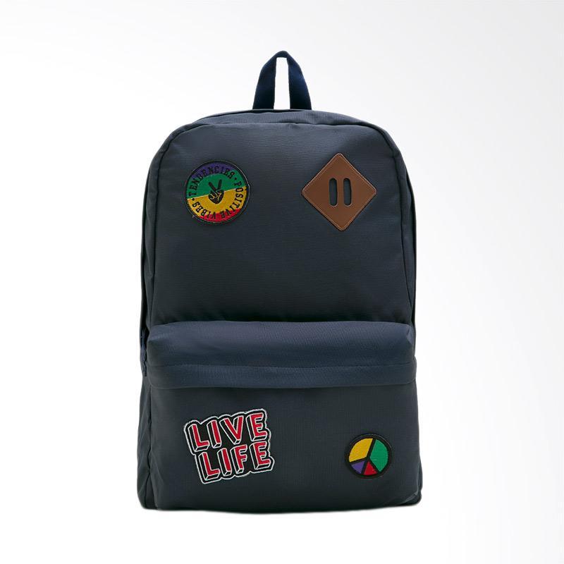 Tendencies PAZ Backpack - Marker Navy