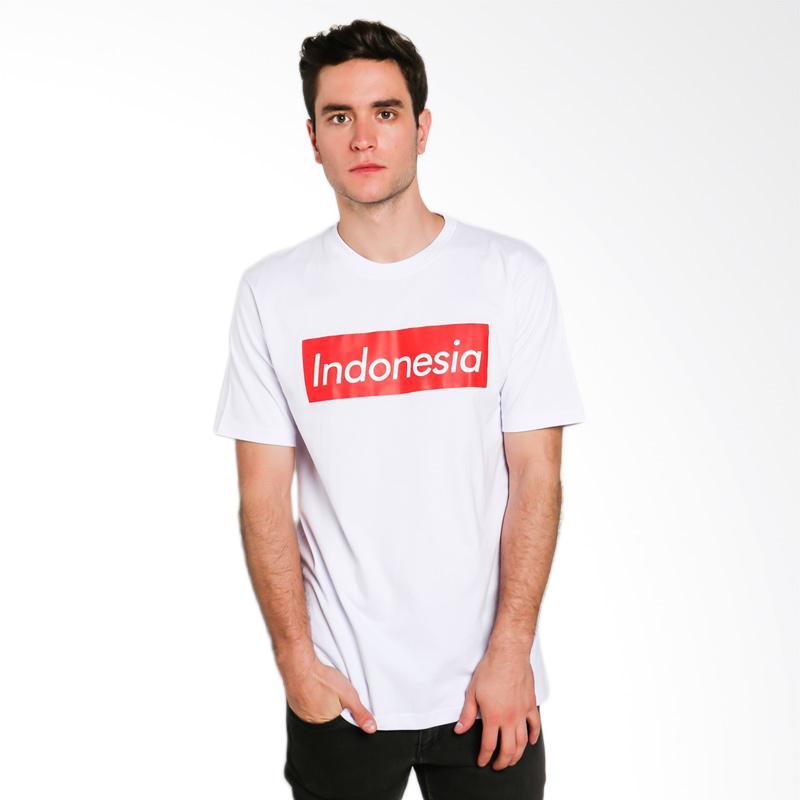 Hypestore Indonesia T-Shirt Pria [3054-8743]