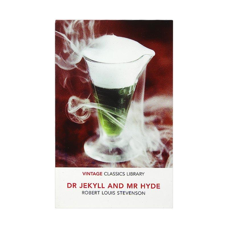 Vintage Classics DR. Jekyll And MR Hyde And Other Stories by Robert Louis Stevenson Buku Fiksi