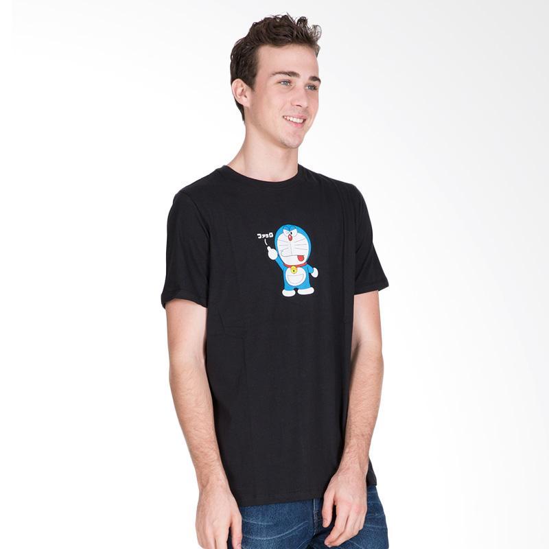 Tendencies Fuckemon T-Shirt Pria - Hitam