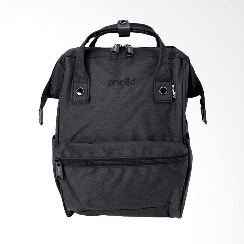 Anello Mini HD Casual Backpack Multifungsi - Black