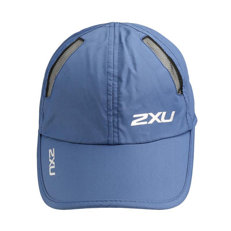 harga 2XU OSFA S17 Run Cap [UR1188F NVY/NVY] Blibli.com