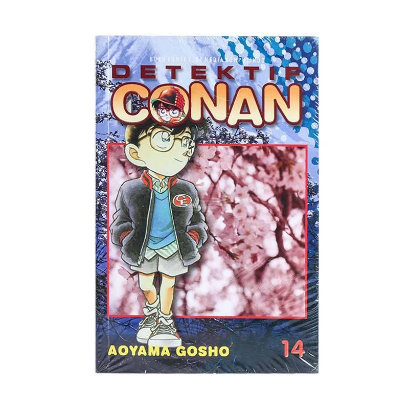 harga Elex Media Komputindo Detektif Conan 14 200020794 by Aoyama Gosho Buku Komik Blibli.com